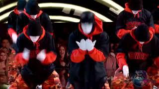 SabWap CoM Jabbawockeez The Duels World Of Dance Full Performance thewockeez