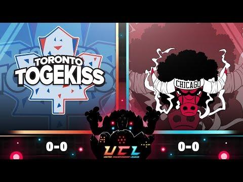 Pokémon USUM LIVE Wi-Fi Battle [UCL S3W1] Toronto Togekiss vs Chicago Bouffalants