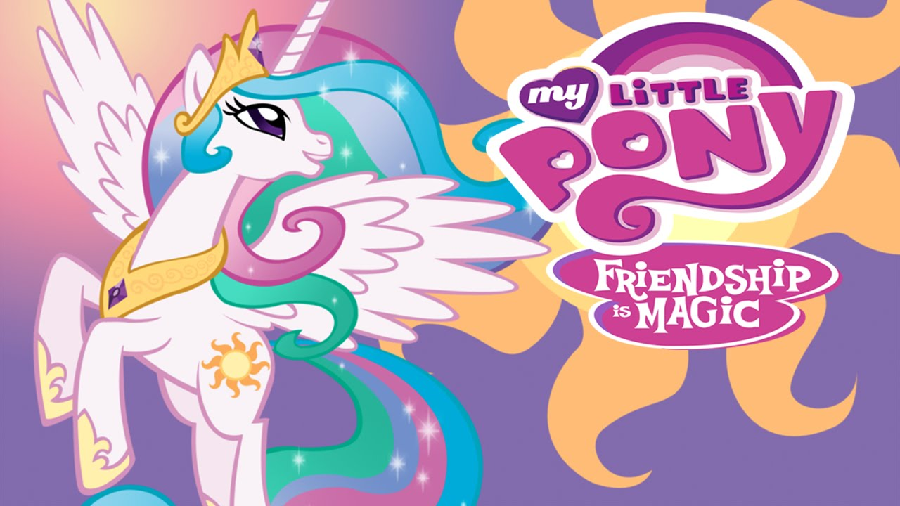My Little Pony Coloring Dress Up Games