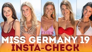 Kandidatinnen-Check  | MISS GERMANY 2019