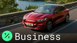 ford-released-electric-mustang-suv-challenge-tesla