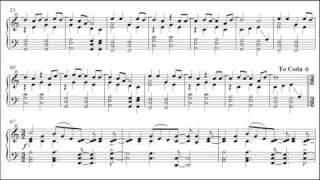 Syndicate (The Fray) - Original Piano Arrangement