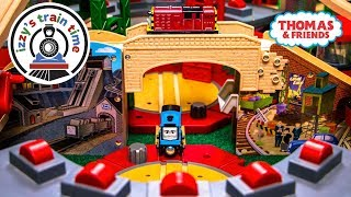 Thomas and Friends | MOST RIDICULOUS TRACK EVER! Thomas Train with Brio | Fun Toy Trains for Kids