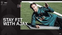 Stay Fit With Ajax – Workout #2 with Nico Tagliafico