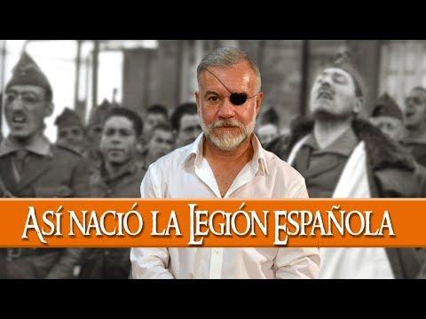 Así nació la Legión Española