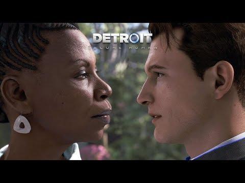 ИЕРИХОН ► Detroit: Become Human #4