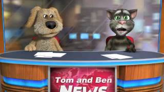 Talking Tom & Ben News [Arema Singo Edan]