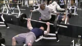 Greg Van Hoesen Workout Video