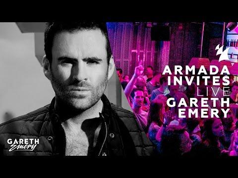 Armada Invites: Gareth Emery