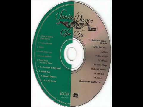 Social Dance Cha Cha - Wheels (HD)
