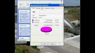 Perform checkdisk chkdsk on external drive.avi