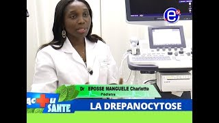 ACTU SANTE( LA DREPANOCYTOSE.)  EQUINOXE TV  DU 06 09 2017