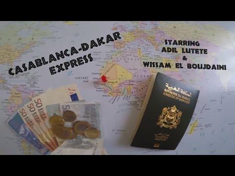 Casablanca-Dakar Express