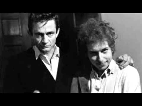 Bob Dylan feat  Johnny Cash - Girl from the North Country
