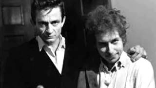 bob Dylan feat Johnny Cash   Girl From The North Country