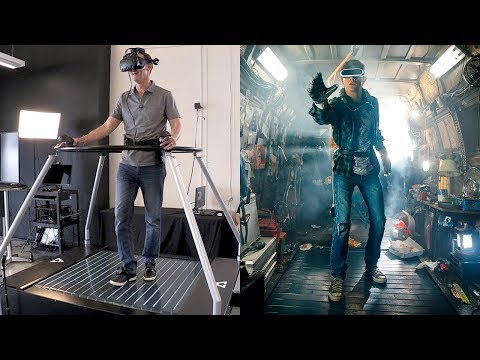 The New Screen Savers 150: Move in VR Like 'Ready Player One'