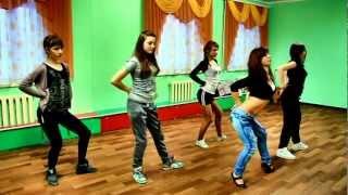 Телеурок современного танца. Выпуск 1(Урок от Kick Dance Go., 2012-03-05T17:11:05.000Z)