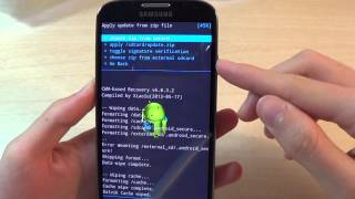 Instalar Custom ROM Samsung Galaxy S4 - TheVigoFlax