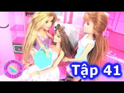 Cuộc Sống Barbie & Ken (Tập 41) Terasa Chuẩn Bị Đám Cưới [(chị Bí Đỏ)]