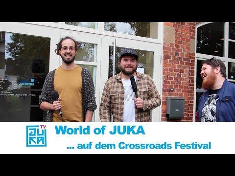 Crossroads 'World of JUKA' | Interview mit Veranstalter Silas