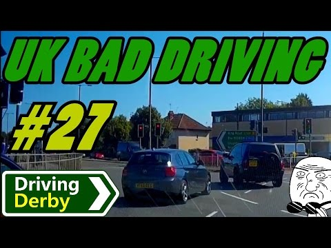 UK Bad Driving (Derby) #27