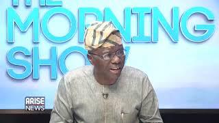 Babajide Sanwo-Olu, speaks on his grand plan for Lagos