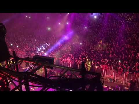Migos - Deadz LIVE Brisbane Riverstage, Australia (Backstage)