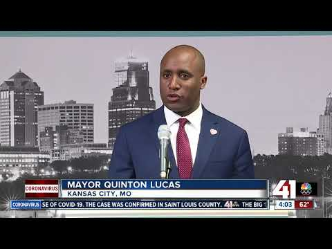 Kansas City mayor issues state of emergency for city over COVID-19 ...
