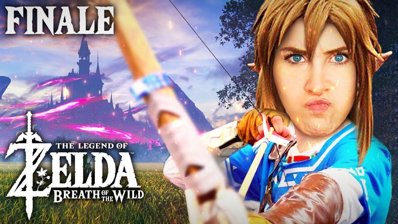 Wir holen uns Hyrule zurück! Zelda Breath of the Wild FINALE