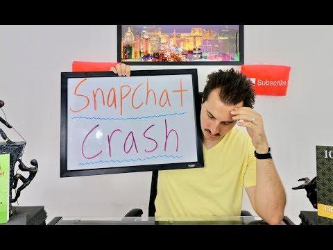 Snapchat Stock Crash