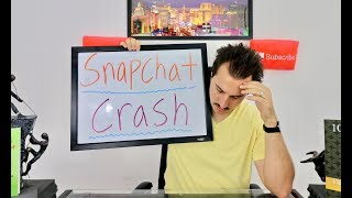 Snapchat Stock Crash