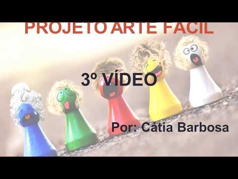 PROJETO ARTE FÁCIL vídeo 3