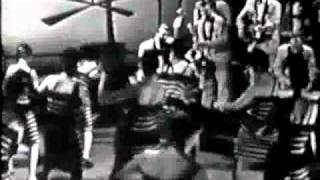Bill Haley & His Comets - Rock Around The Clock Milton Berle Show 1956