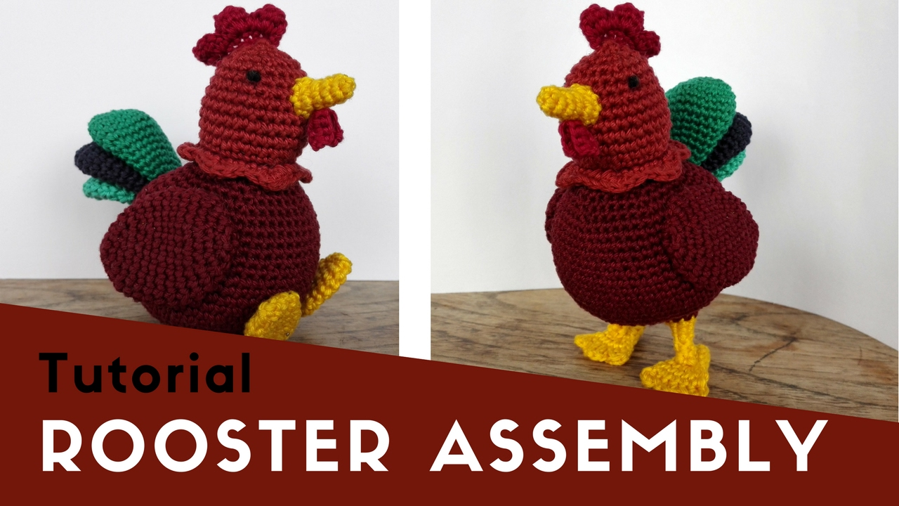Cheryl the Chicken amigurumi pattern - Amigurumipatterns.net   720x1280