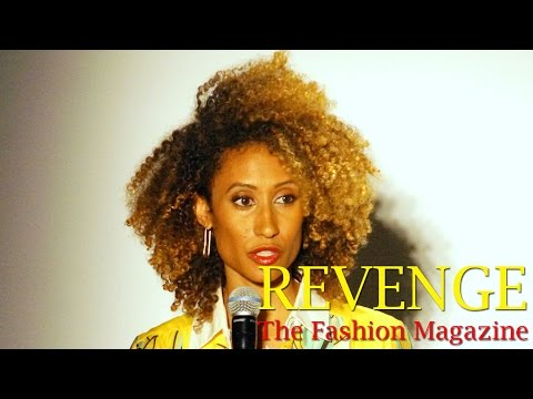 Elaine Welteroth Receives Editor Of The Year Award (2016 ...