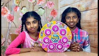 Unboxing Pikmi Pops Surprise!!!  VichuDiyaa