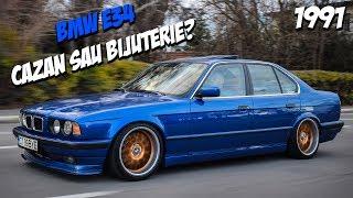 BMW SERIA 5 (E34) din 1991 - CAZAN sau BIJUTERIE?