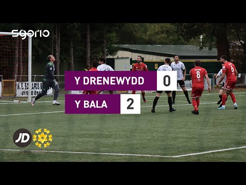 Newtown Bala Town Goals And Highlights