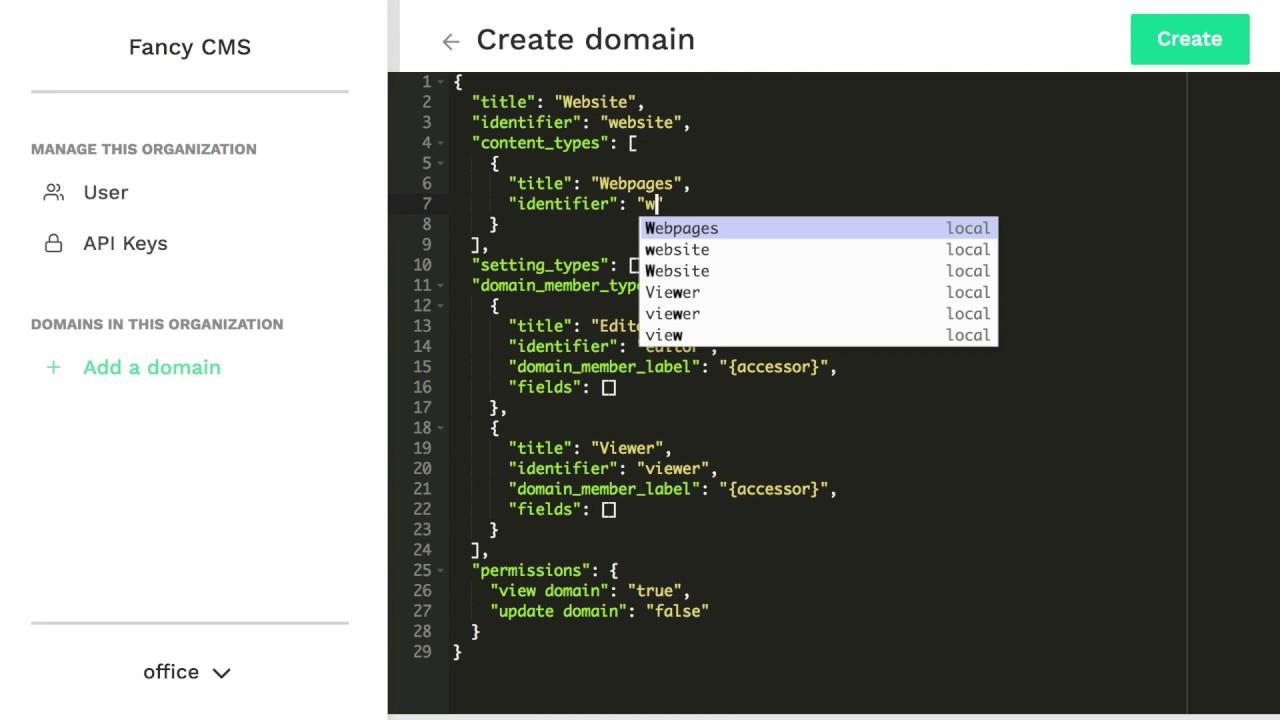 unite cms – A Headless Open-Source CMS