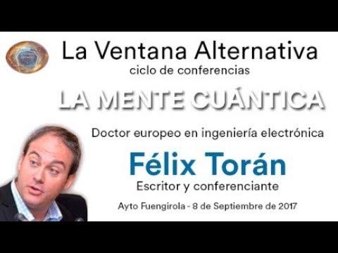 La mente cuántica – Conferencia en el Salón Real del Ayto. de Fuengirola (Málaga)