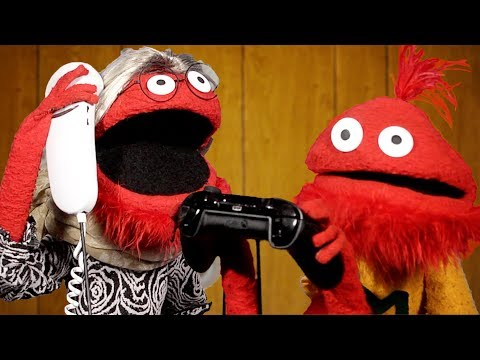 Thank Your Grandma! | Glove and Boots | Funny videos | Puppets