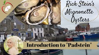 Rick Stein's Padstow Vlog And Oyster Recipe