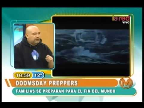 Doomsday Preppers  se preparan para el fin del mundo