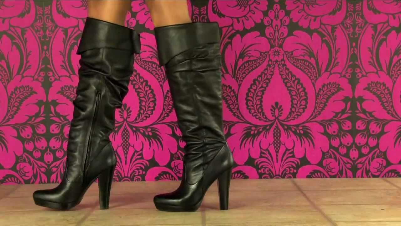 4cefdd20a Jessica Simpson Tulip Boot in Black - YouTube