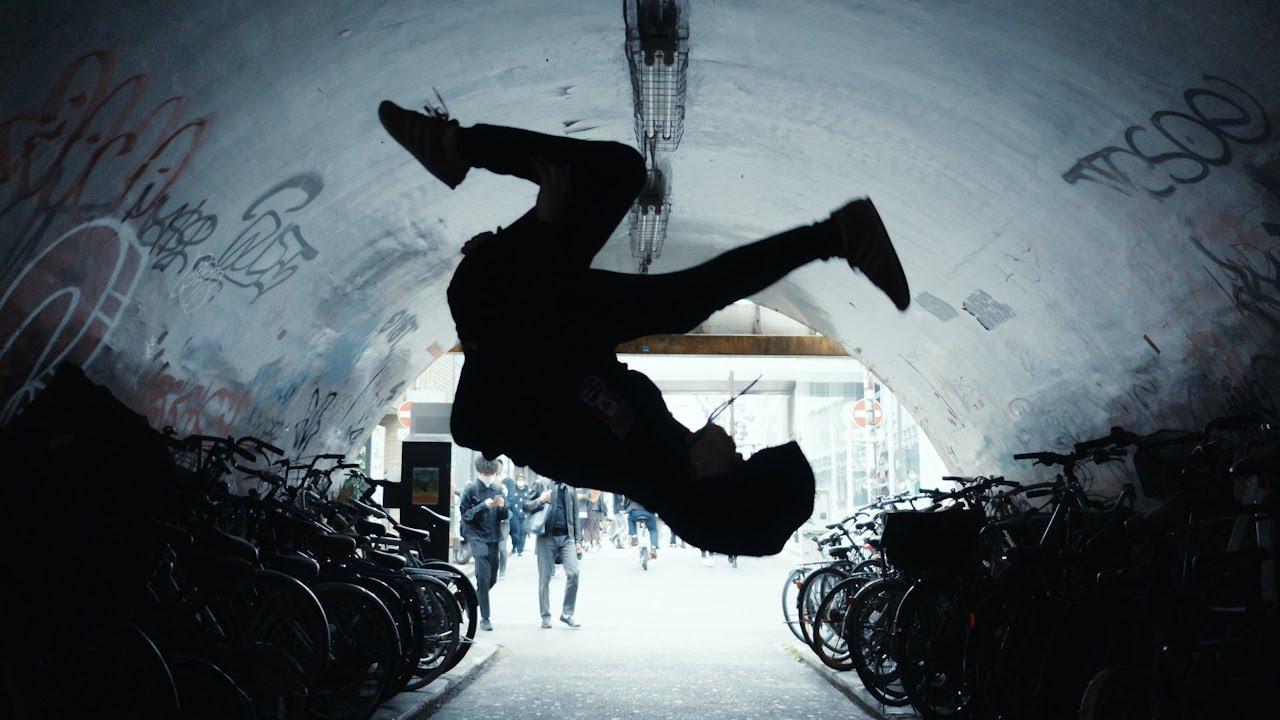 【全部で70技】アクロバット・パルクール・トリッキングの技集