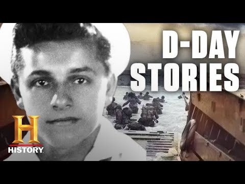 D-Day Stories: The Gunner's Mate Who Witnessed Carnage at Omaha Beach | History