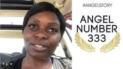 Angel Number 333:: The Energy Of The Creator.✨💫 #angelnumbers