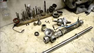 видео ремонт рулевых реек