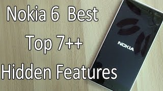 Nokia 6 Hidden Features , Advance Features, Best Features !! Tips & Tricks !! HINDI