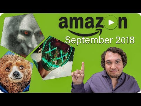 Neu auf Amazon Prime Video im September 2018